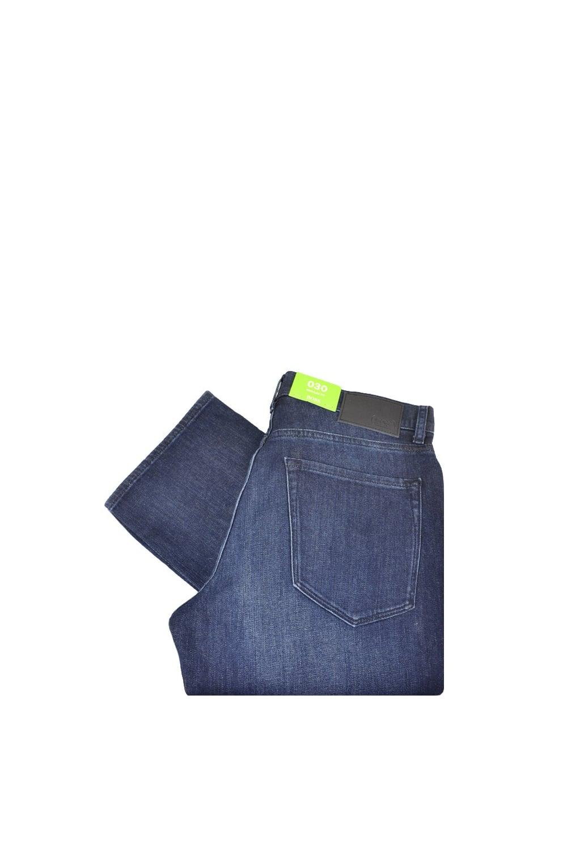 6a704263e7baf Hugo Boss Green C-maine 1 Regular Fit Jeans Blue Denim - Clothing ...