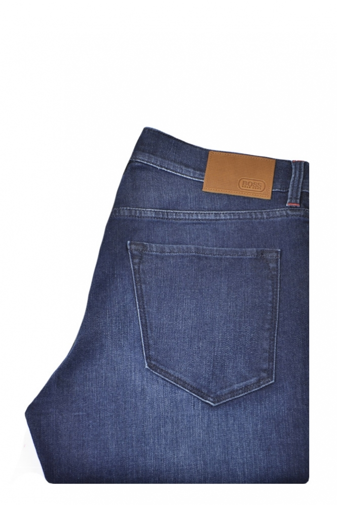 Hugo Boss Green C-maine Jeans