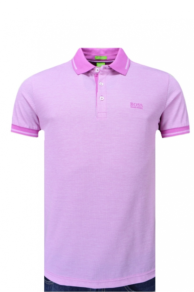 Hugo Boss Green C-vito Regular Fit Polo Shirt