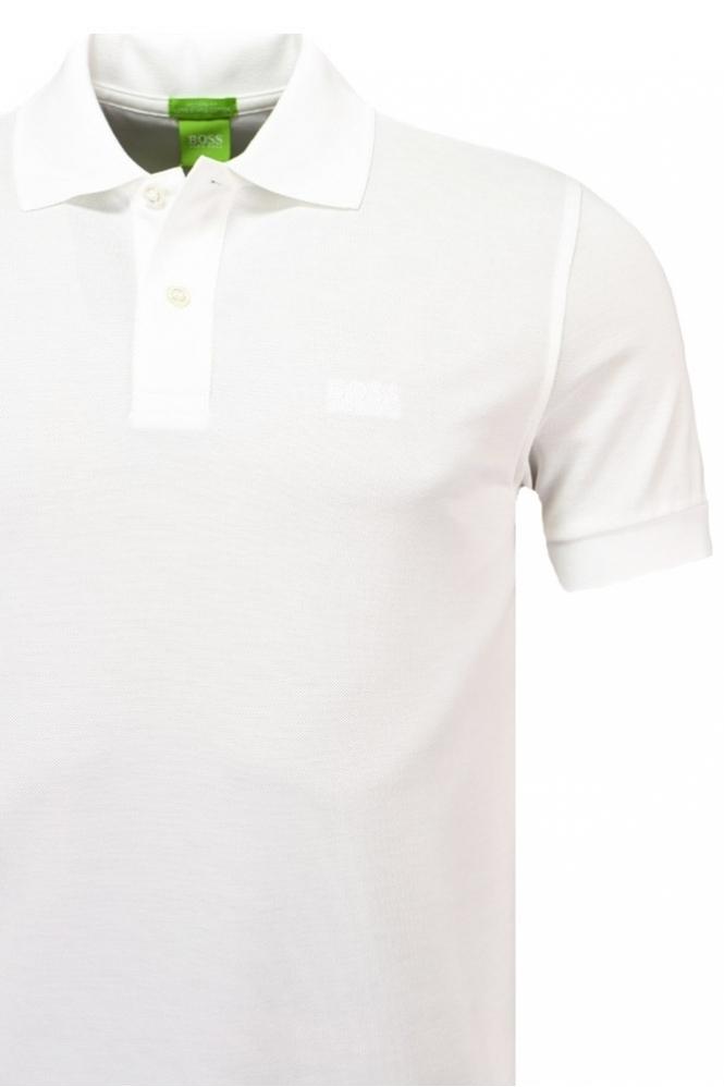 ab2280a4 Hugo Boss Green Hugo Boss C-firenze Logo Polo Shirt - Clothing from ...