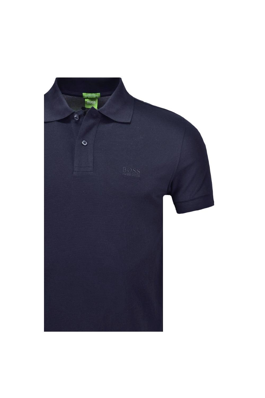 446914dbd Hugo Boss Navy Firenze Polo Shirt | Top Mode Depot
