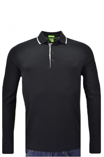 Polo Shirts Hugo Boss Green