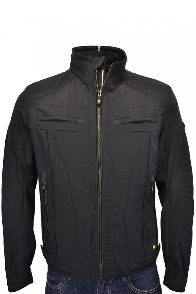 089d6aa4 Hugo Boss Green Jesco 4 Jacket Black - Clothing from Michael Stewart ...