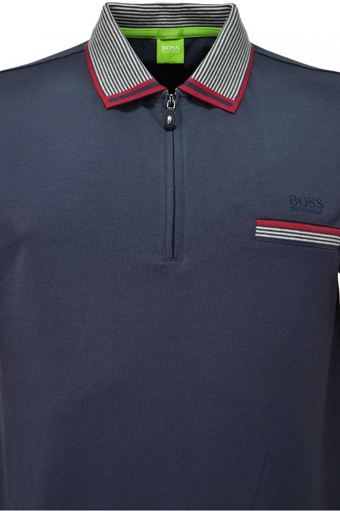 b58d02997 Hugo Boss Green Modern Fit Phillix Polo Shirt - Clothing from ...