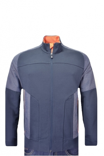Hugo Boss Skavon Full Zip Knitwear
