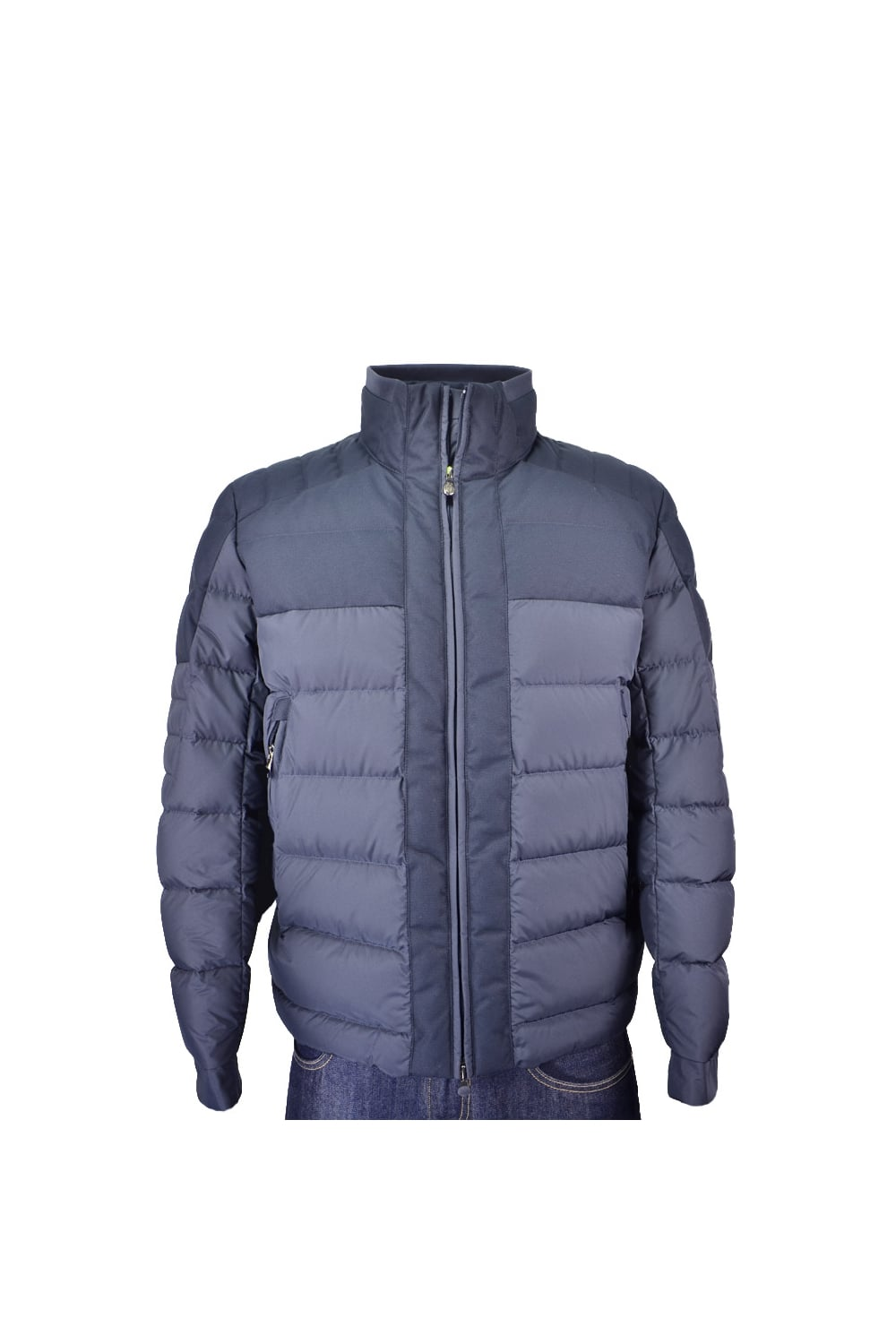 646632313d Hugo Boss Green Jonkins 3 Padded Jacket Navy - Clothing from Michael ...