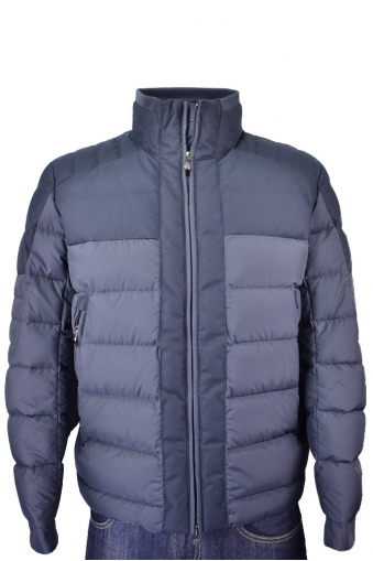 Hugo Boss Green Jonkins 3 Padded Jacket Navy