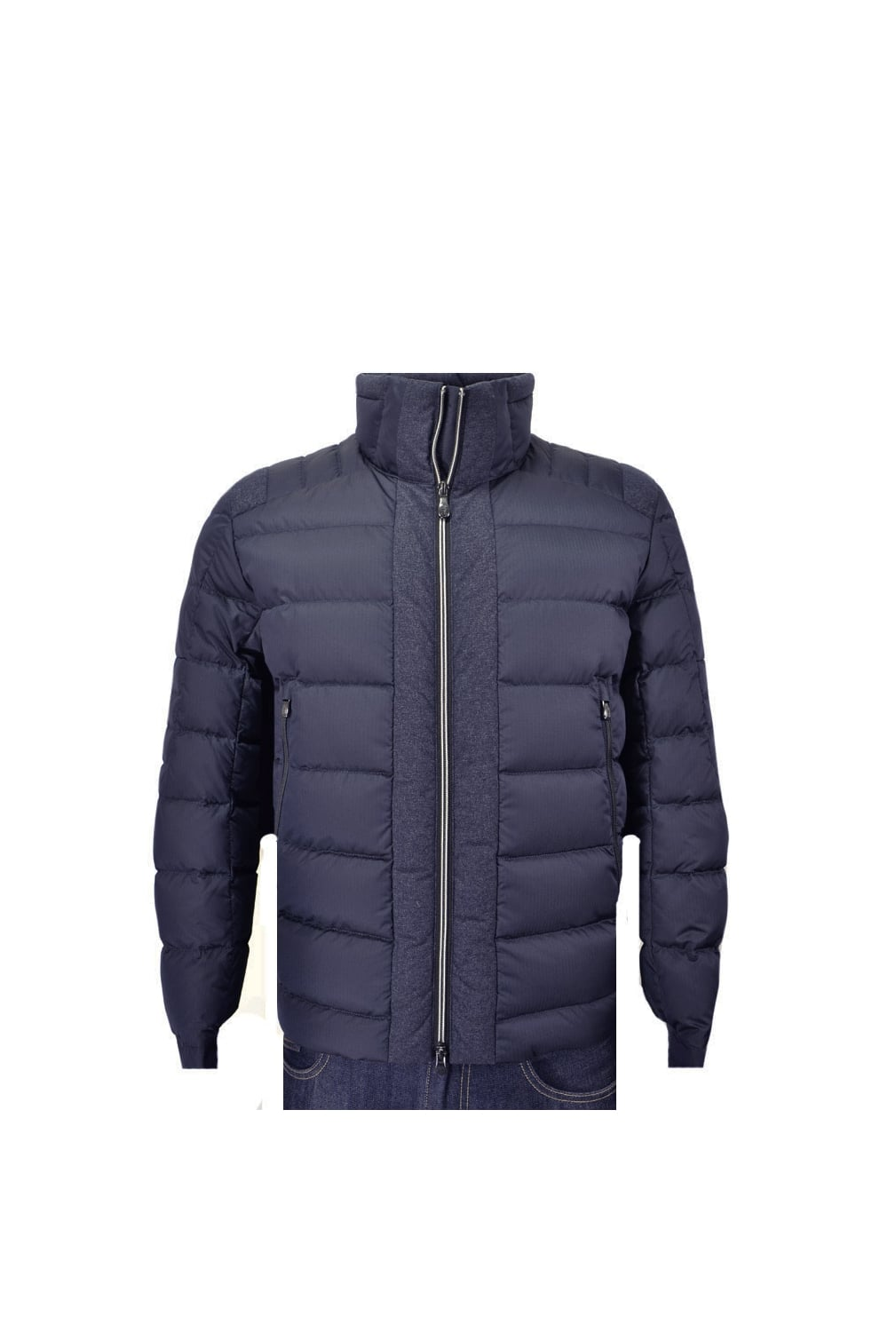 hugo boss green jonkins puffa jacket clothing from. Black Bedroom Furniture Sets. Home Design Ideas