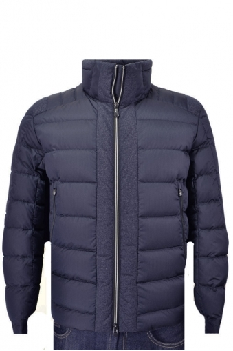 Hugo Boss Green Jonkins Puffa Jacket