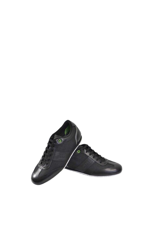 5b302d937bd Hugo Boss Green Lighter Lowp Trainers - Footwear from Michael ...