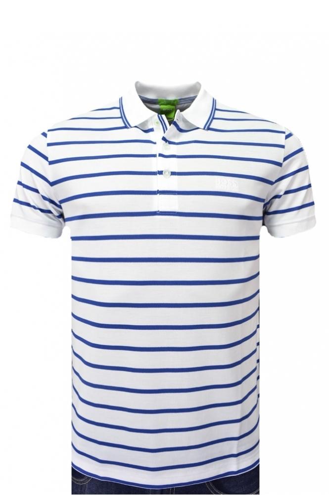 61d91807f Hugo Boss Green Paddy 1 Polo Shirt - Clothing from Michael Stewart ...