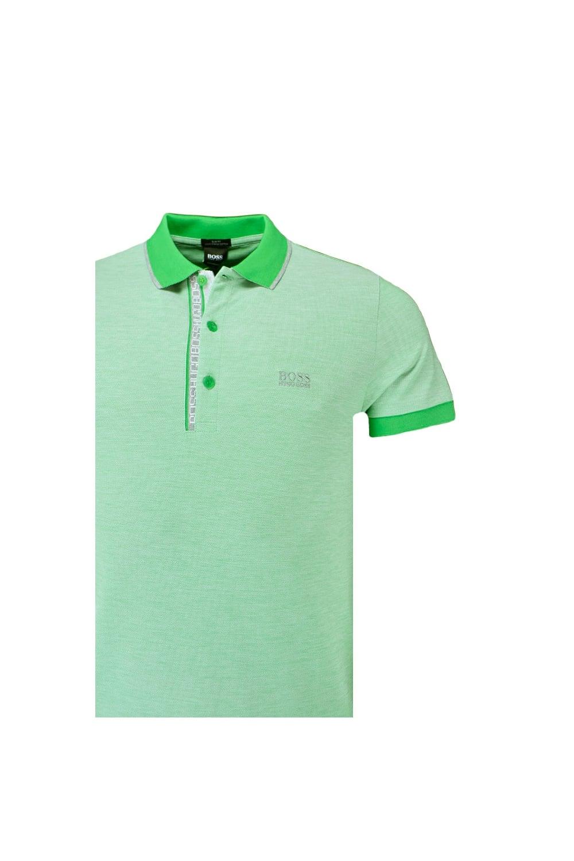 c64ef70a9 Hugo Boss Green Paule Polo Shirt