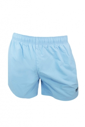 Hugo Boss Green Perch Swim Shorts Light Blue