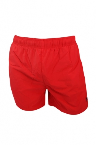 Hugo Boss Green Perch Swim Shorts Medium Red