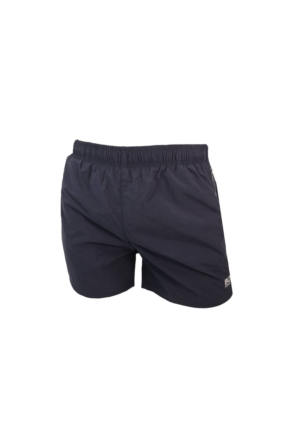 474a1496 Hugo Boss Green Perch Swim Shorts Navy - Clothing from Michael ...