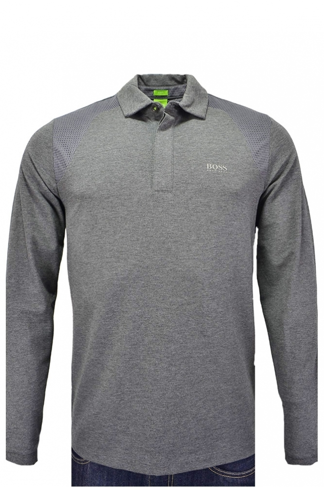 boss long sleeve shirts