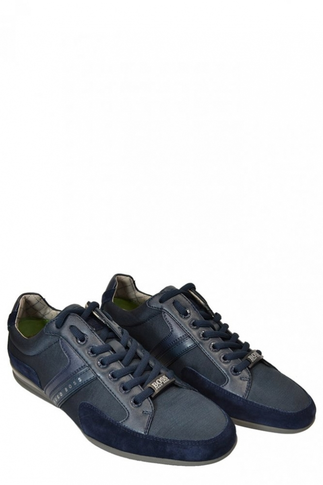 Hugo Boss Green Spacit Shoe