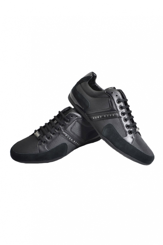 Hugo Boss Green Spacit Trainers