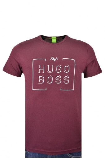 Hugo Boss Green Tee 1 T Shirt