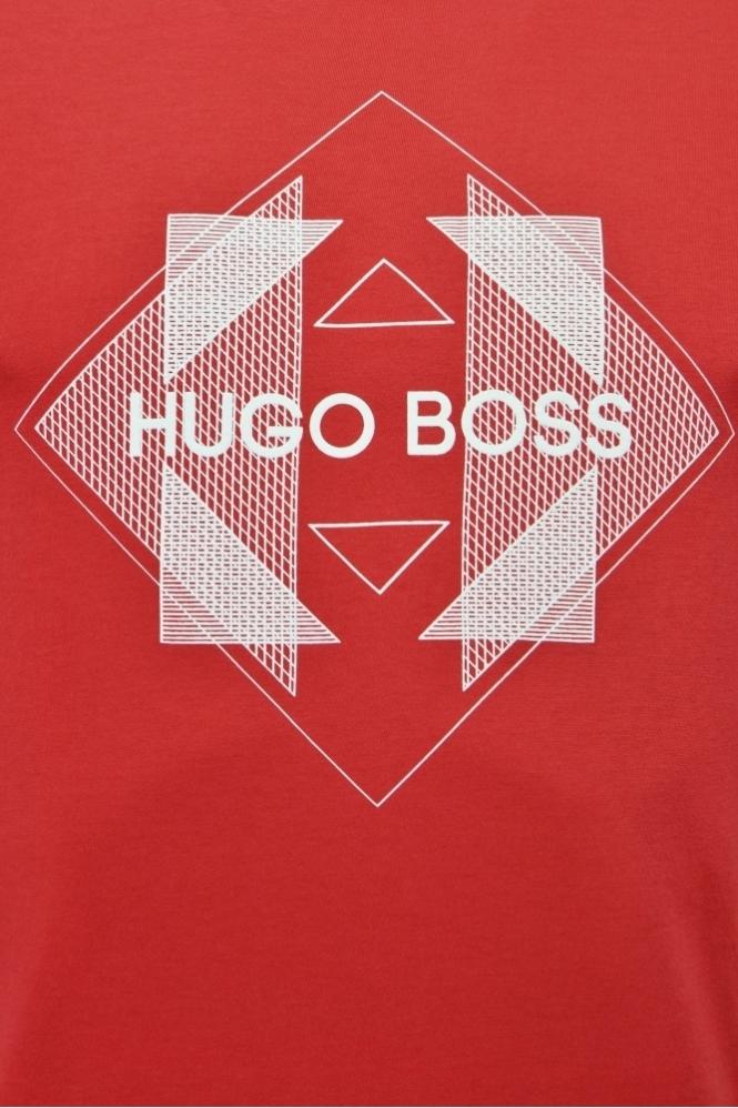 f57948d27c Hugo Boss Green Tee 2 T Shirt - Clothing from Michael Stewart ...