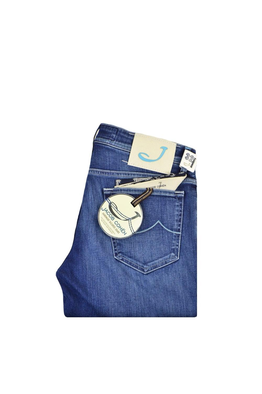 Blue or black jeans