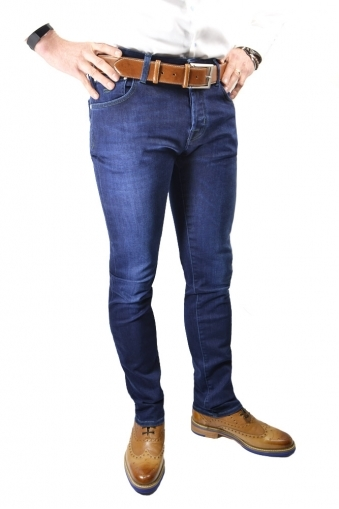 Jacob Cohen Slim Comfort Fit Tailored Jeans Style 622