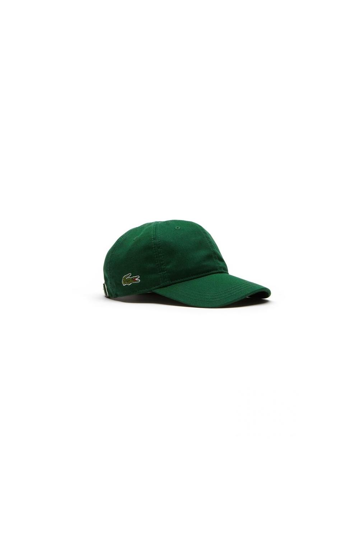 296e7b989bca1 Lacoste Cap In Green RK9811-00 166