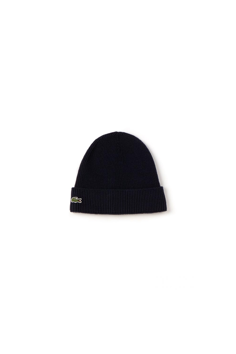 Lacoste Beanie Hat in Navy RB3502-00  b6833c4a8ccd