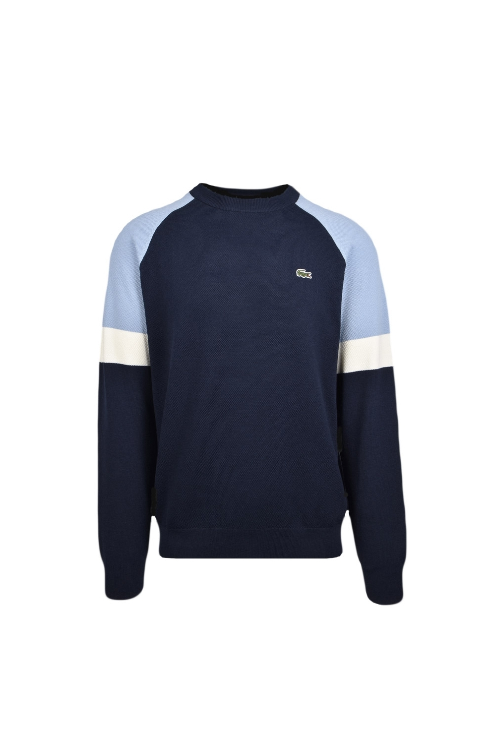 classic shoes best place 100% satisfaction Raglan Sleeve Jumper Navy/blue