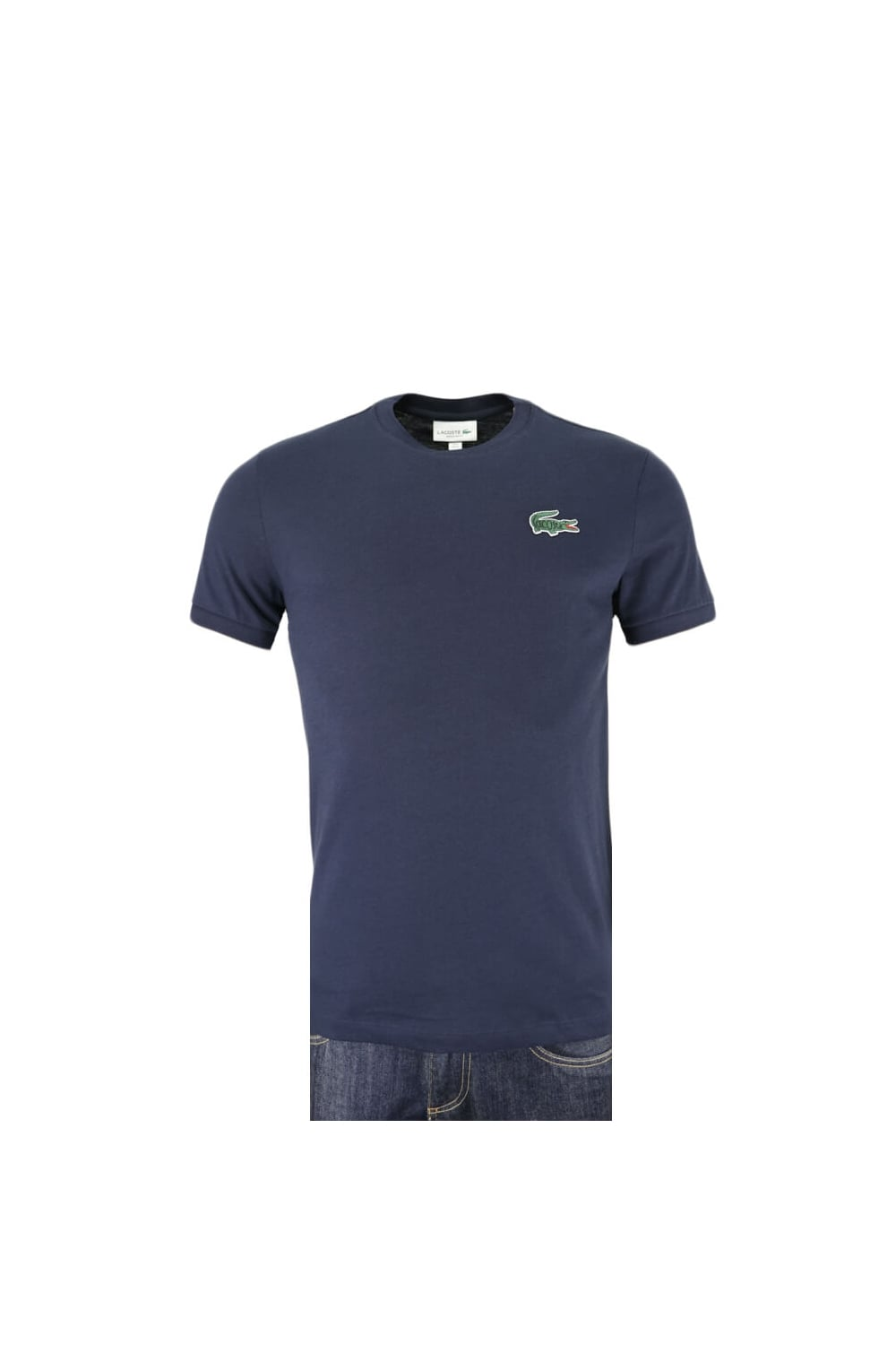 e905479c0 Lacoste T-shirt Big Crocodile Navy - Clothing from Michael Stewart ...