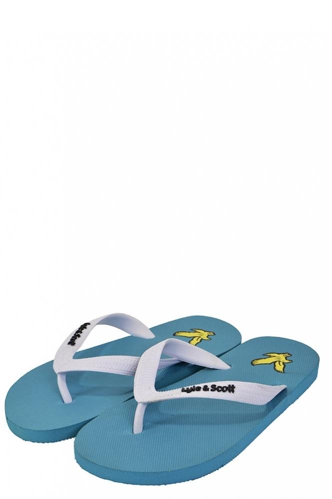 6d6919767f95ab Lyle   Scott Vintage Lyle   Scott Brora Flip Flop - Footwear from ...