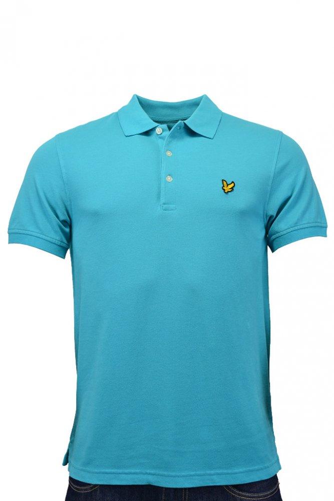 Lyle scott vintage lyle scott pique polo shirt for Lyle and scott shirt sale