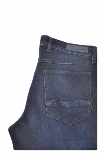 Mac Arne Pipe Jeans Dark Denim