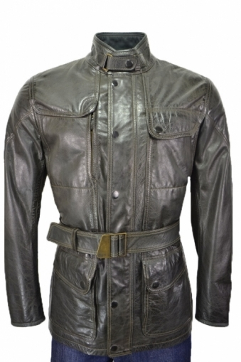 Matchless Kensington Leather Coat