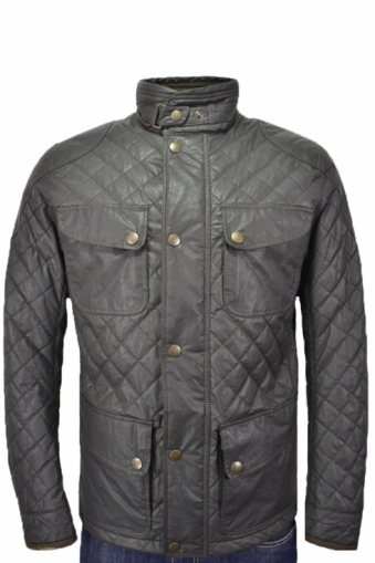 Matchless Nettleton Waterproof Jacket Black