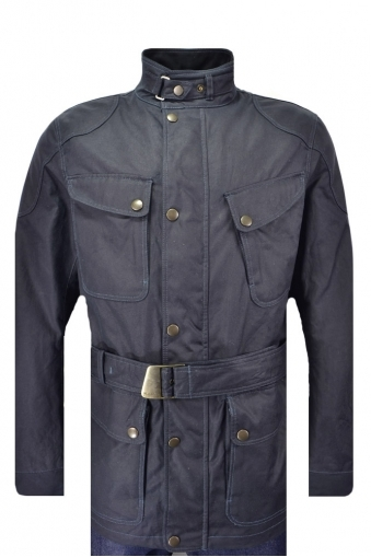 Matchless Streetfarer Wax Cotton Jacket