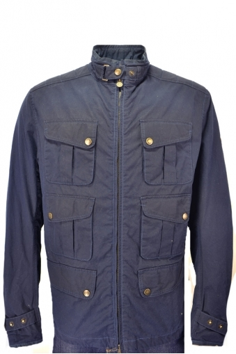 Matchless T800 Jacket Navy