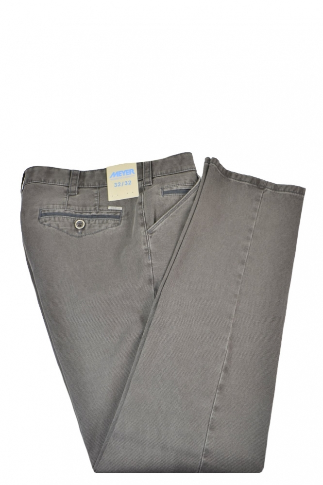 Meyer Chicago Cotton Trousers