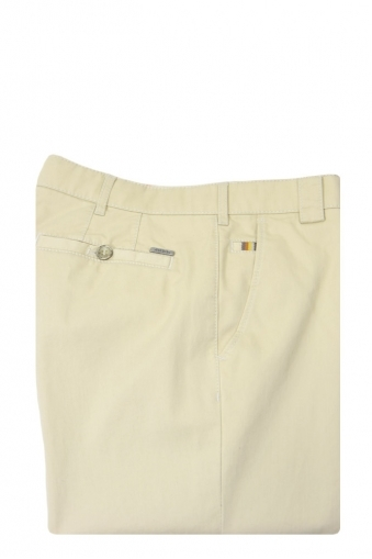 Meyer Roma Lightweight Cotton Trousers