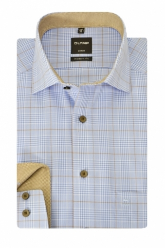 Olymp Check Shirt