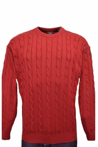 Paul And Shark Cable Knit Jumper