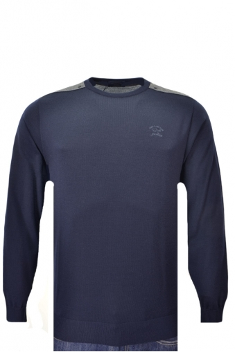 Paul And Shark Crew Neck Knitwear