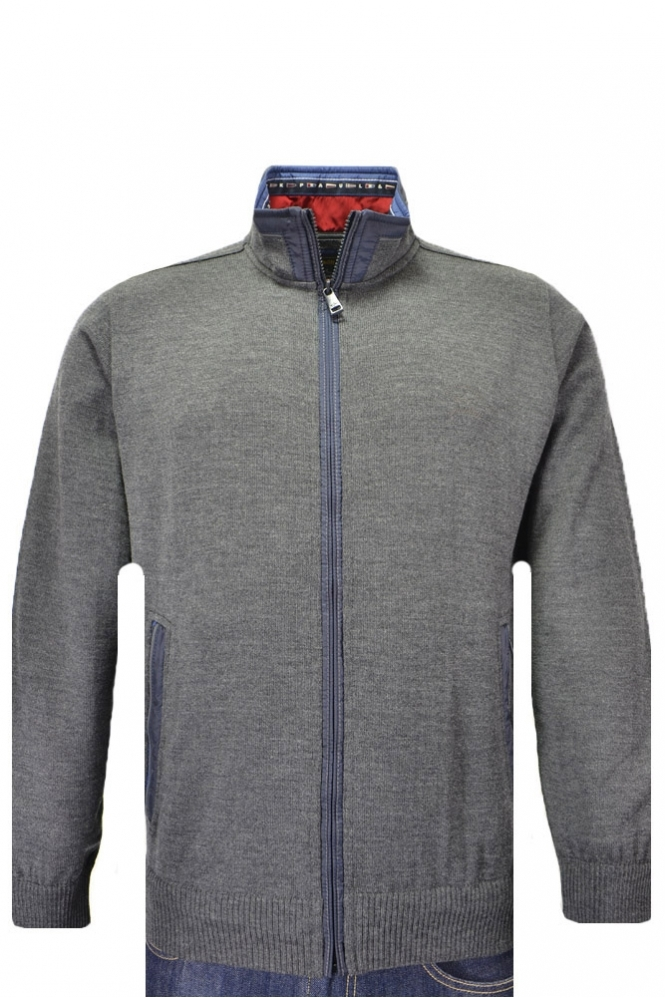 Paul & Shark Paul And Shark Full Zip Knitwear