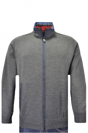 Paul And Shark Full Zip Knitwear