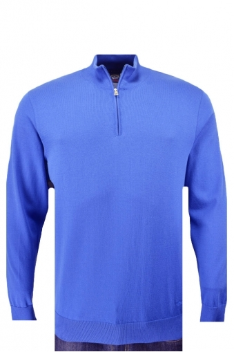 Paul And Shark Half Zip Jumper Knitwear
