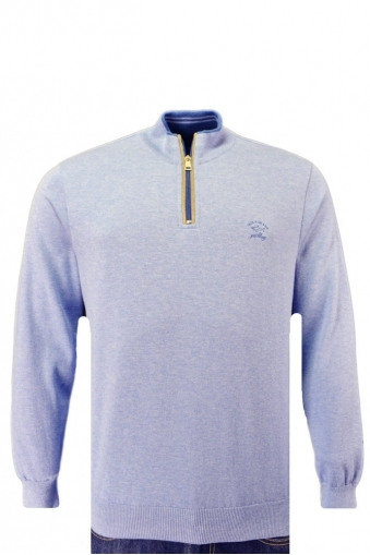 Paul And Shark Half Zip Knitwear