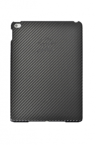 Paul And Shark IPad Air Carbon Fibre Look Cover Case
