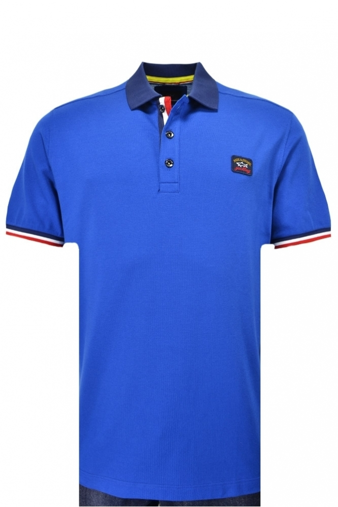 bf3f9d2b Paul & Shark Paul And Shark Large Fit Polo Shirt - Clothing from ...