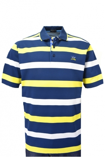 Paul And Shark Large Fit Polo Shirt