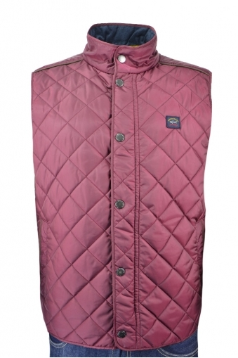 Paul And Shark Quilted Gilet